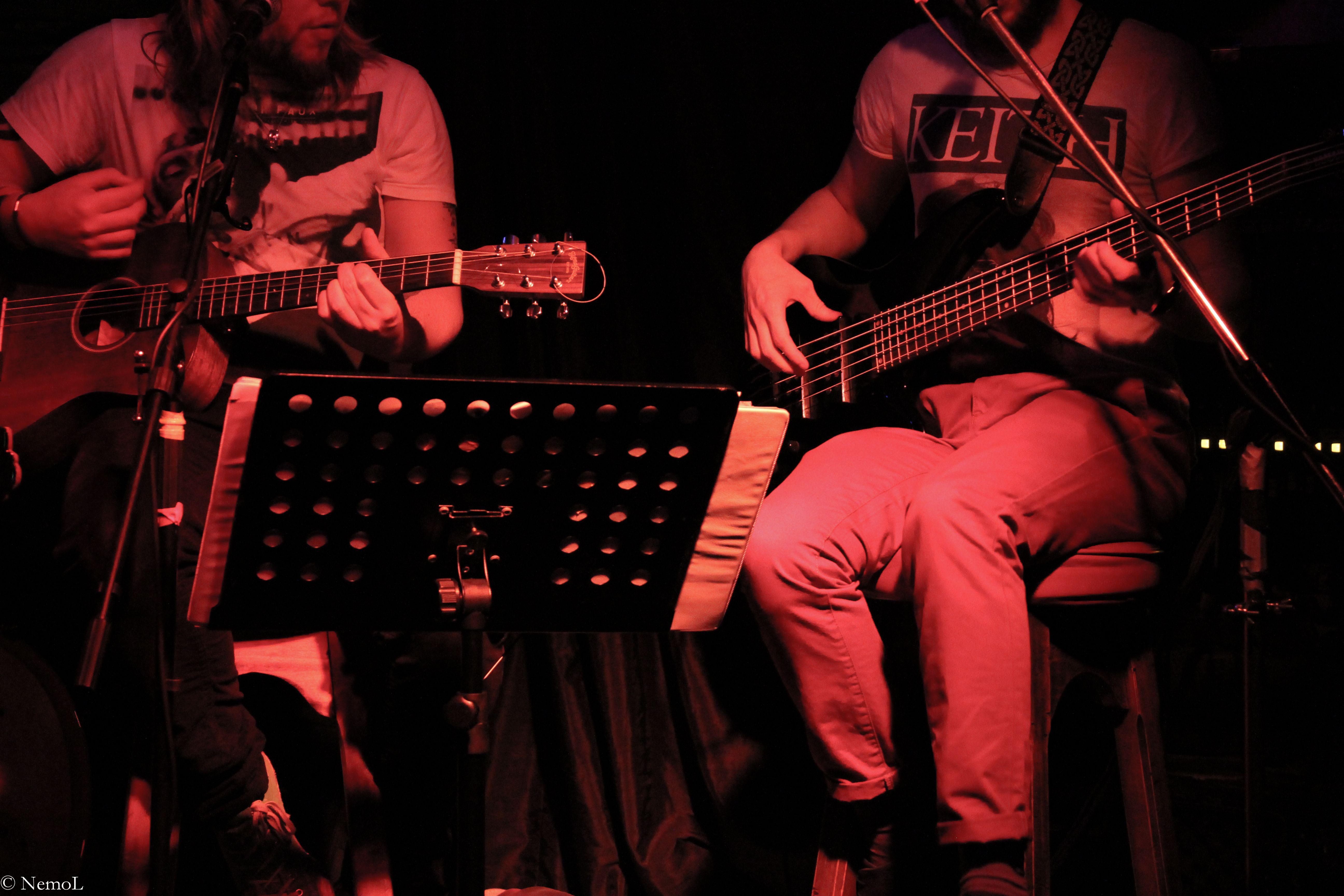 The White Gorillas, resiliant music band of The Fiddlers Creek (Sligo Town).