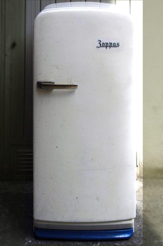 Zoppas-frigo-anni-50 | Anni 80 | Pinterest | Ricordi, Anni 50 e ...