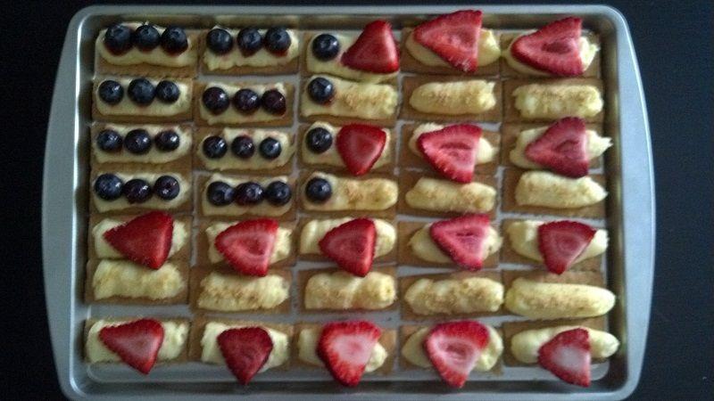 Cheesecake Bites - Purple Patch DIY Crafts Blog