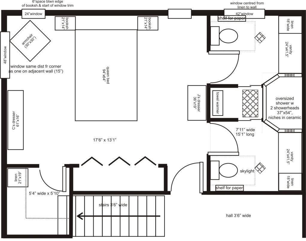 Pin On Master Bedroom Plans