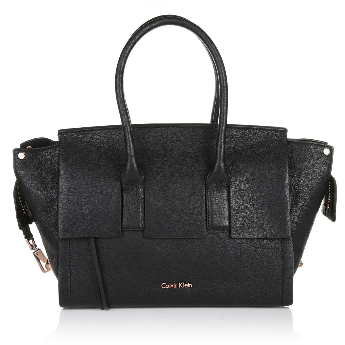 The Calvin Klein 'Cara Bag' is very special: the