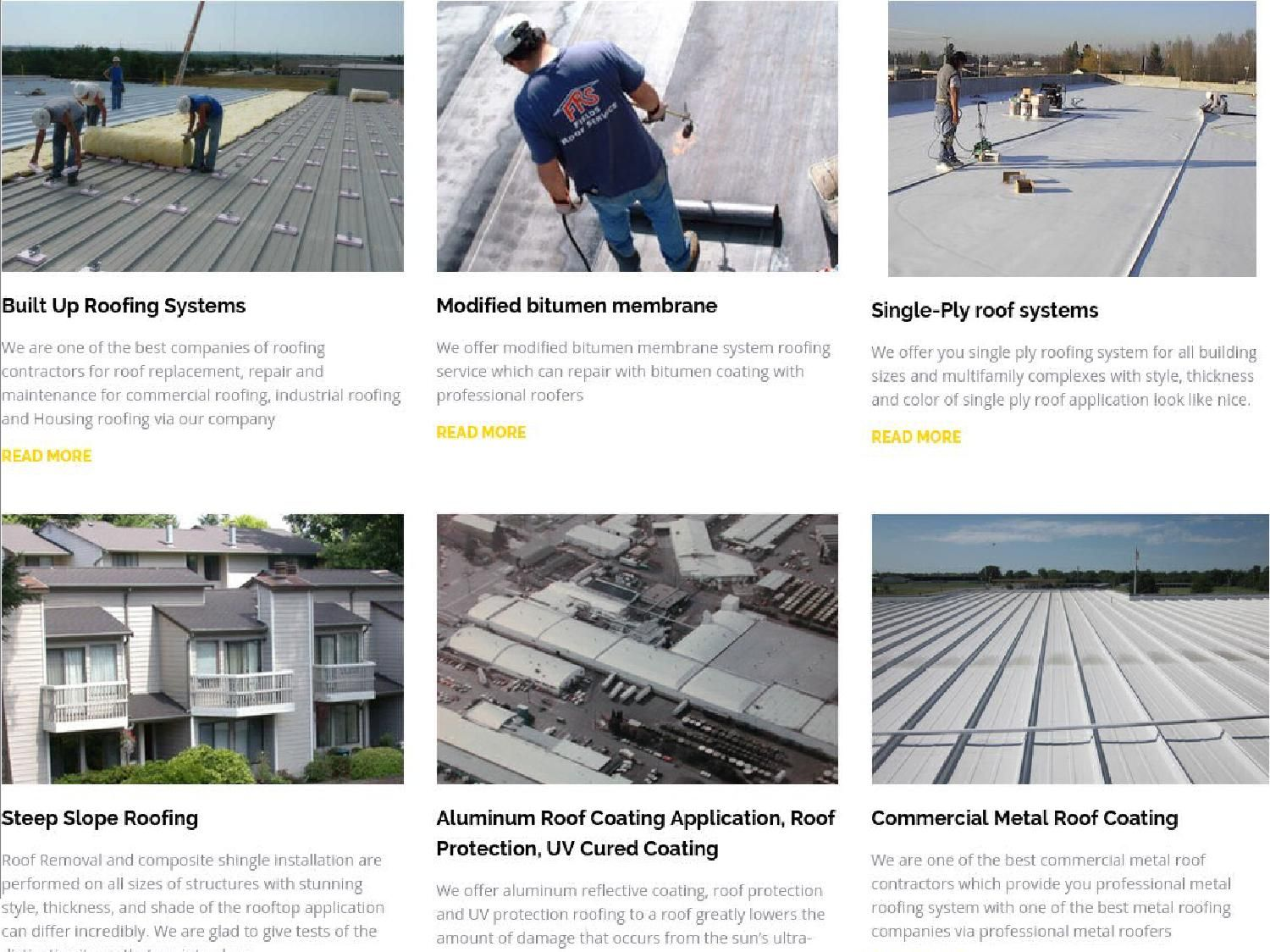 Pin On Built Up Roofing Systems Services In Seattle Wa