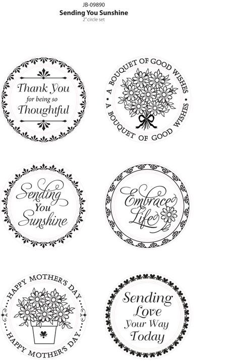 Handy image for free printable sentiments for handmade cards