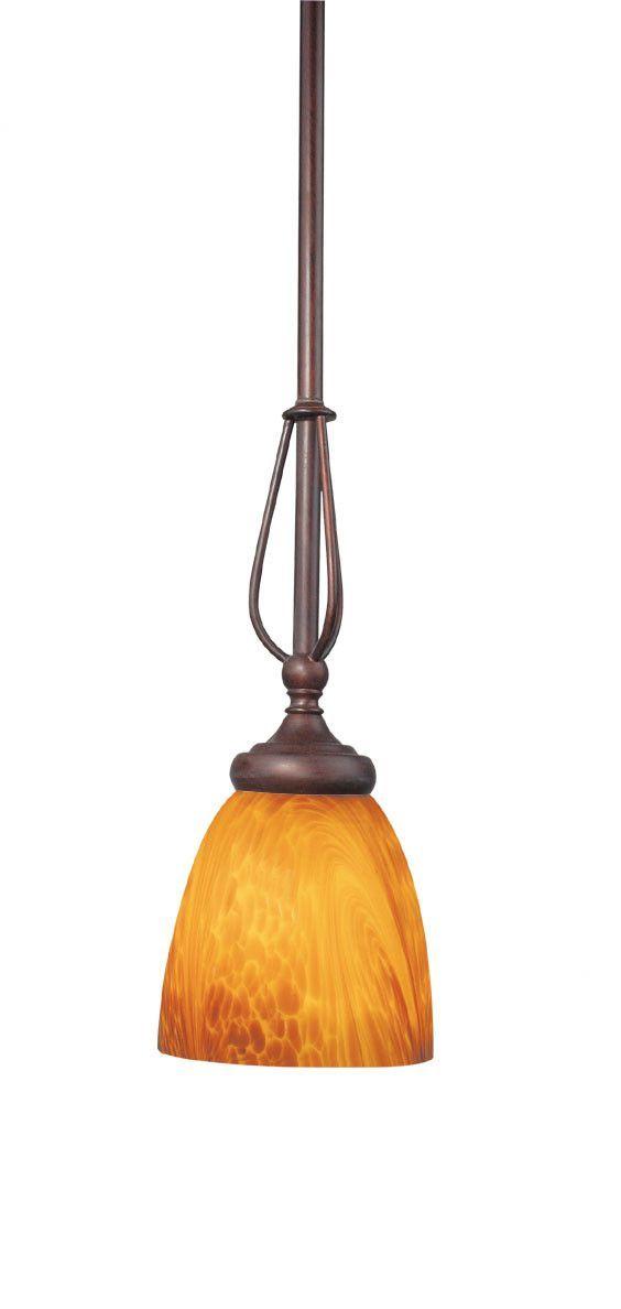 Kenshaw 1 Light Mini Pendant