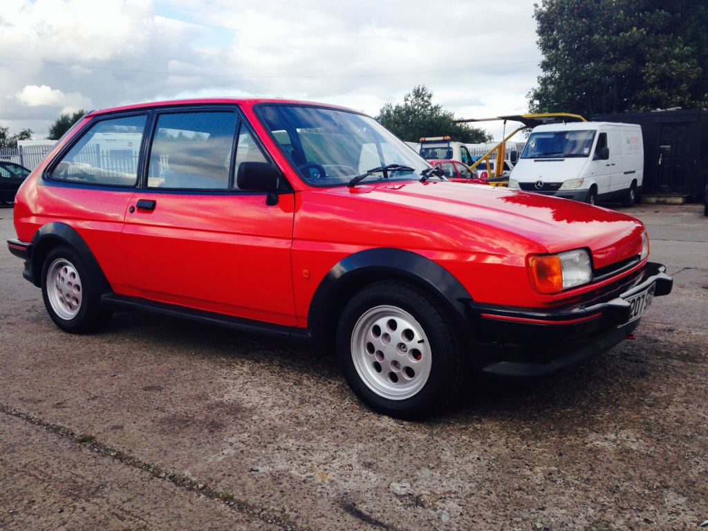 Ford Fiesta Xr2 1988 Fully Restored Ford Fiesta Classic Fords
