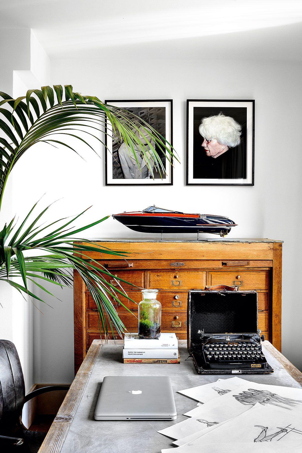 El tico de eduardo rivera en madrid workspaces oficinas aticos y espacios de oficina - Disenador de interiores madrid ...