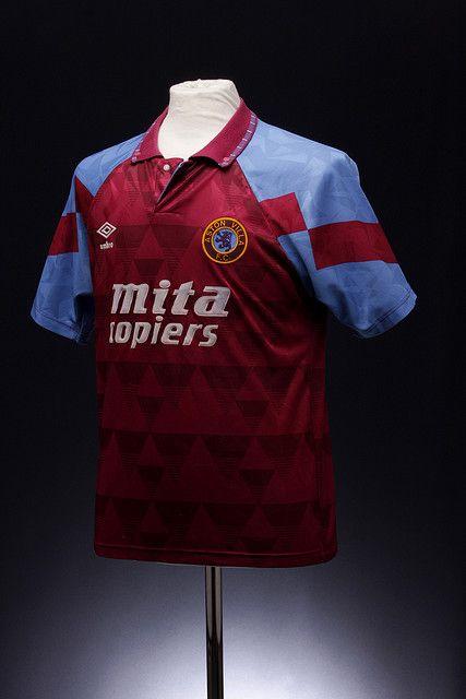 Aston Villa Football Shirt (1990-1992 35a006a24