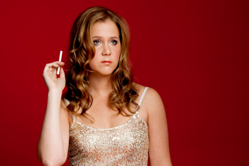 Amy Schumer is hilarious! This girl is so funny!