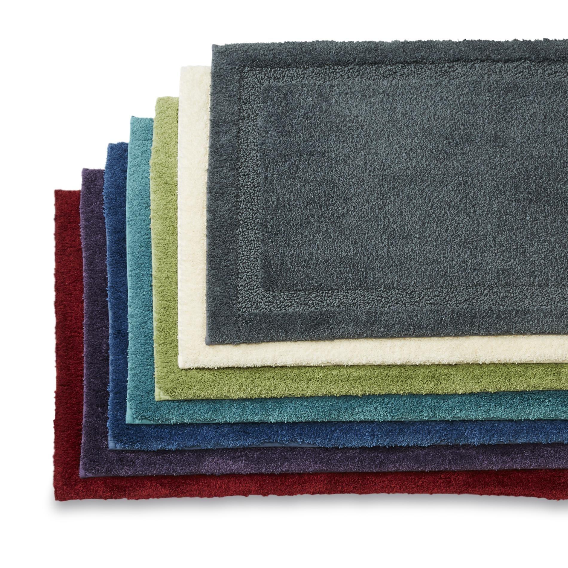 Sears Com Contour Rug Bath Rug Plush Bath Rugs [ 1900 x 1900 Pixel ]