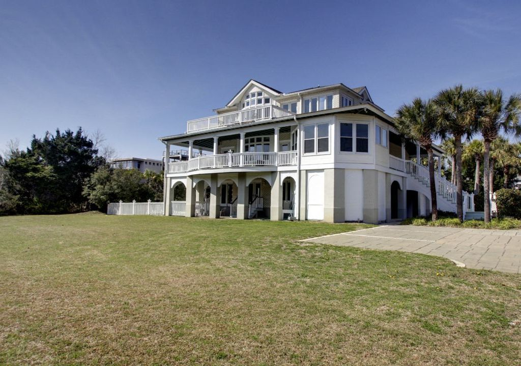 House vacation rental in sullivans island from