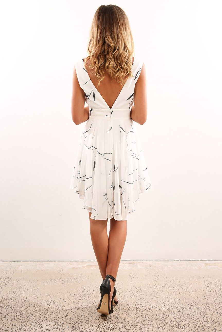 Check out this product from Jean Jail: Keepsake: In My Eyes Dress Ivory  Sketch