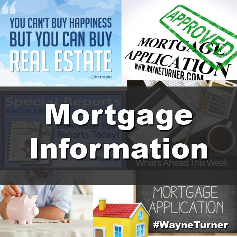 Mortgage Information, Tips, Tricks, And Local Lender Contacts for