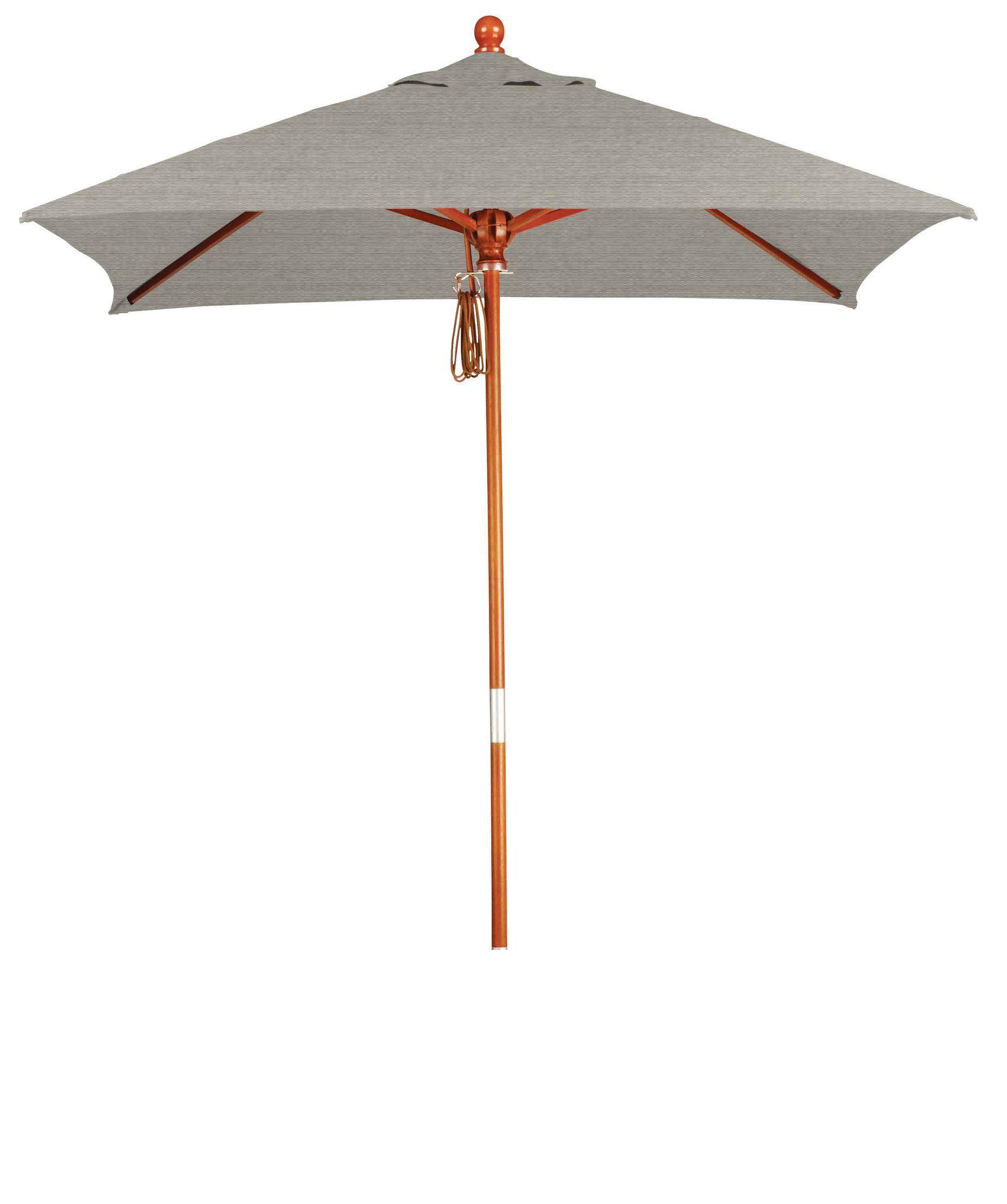 5a6236b56d7a 6 Foot MARE604 Upright Umbrella | Products | Market umbrella, Patio ...