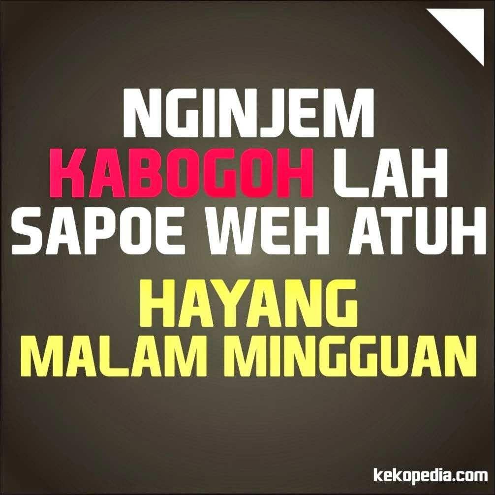 Oprek Theme Nubie Fast Download Kata Kata Bodor Bahasa Sunda