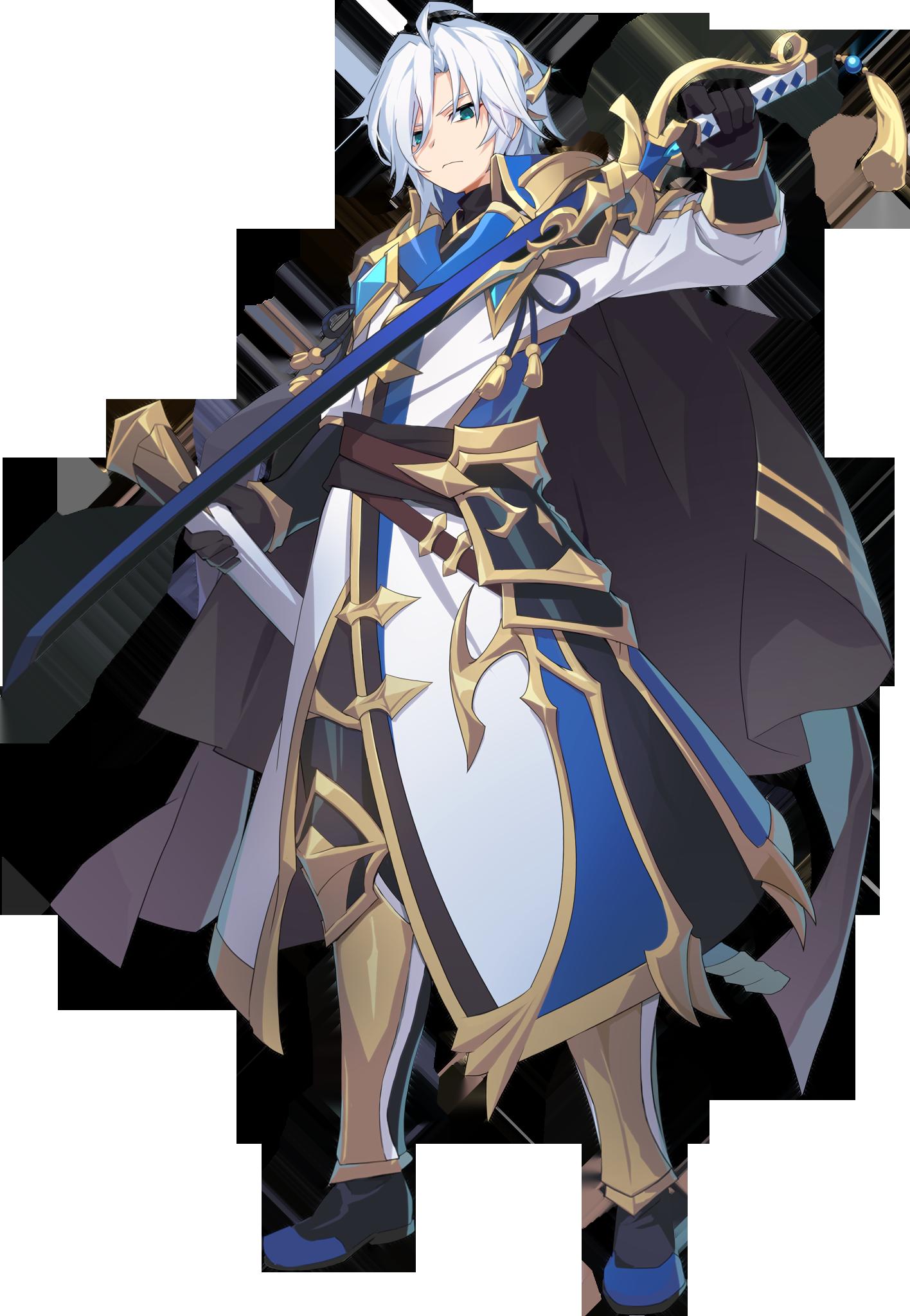 Grand Chase For Kakao Lass 03 Png Anime Character Design Anime Warrior Character Art