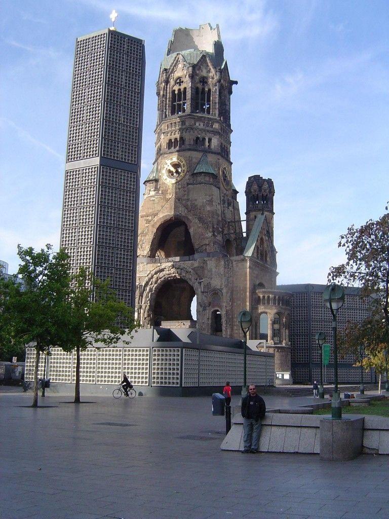 Berlin- kaiserwchruch