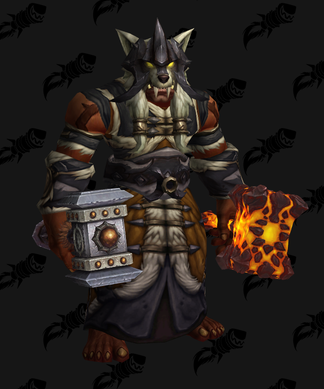I dont quite think y'all realize how amazing Mag'har orcs