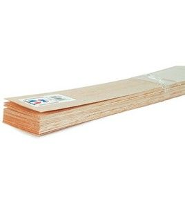 Balsa Wood 36 Sheets 20pk 1 8 X1 Joann Com For Stair Riser Diy Wood Hobbies For Men Hobby Shops Near Me