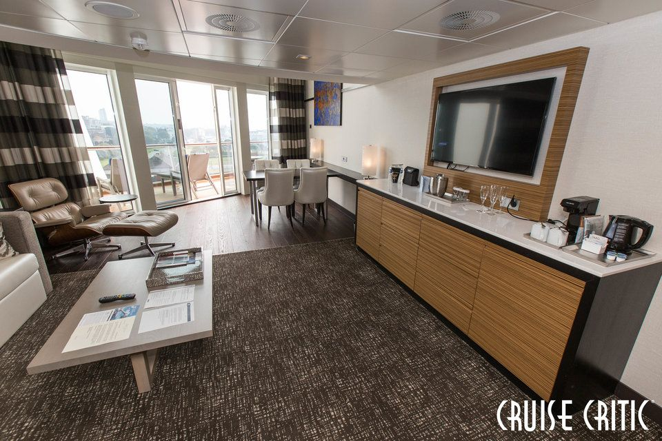 The Owner Loft Suite On Anthem Of The Seas Anthem Of The Seas Royal Caribbean Suite