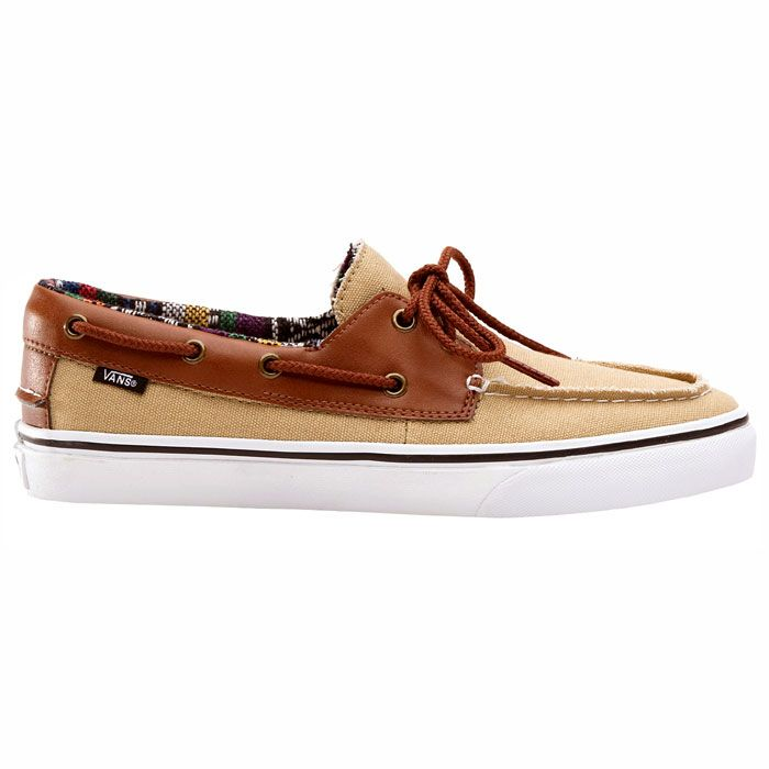 ZAPATO DEL BARCO C khaki guate VANS | Chaussure skate ...