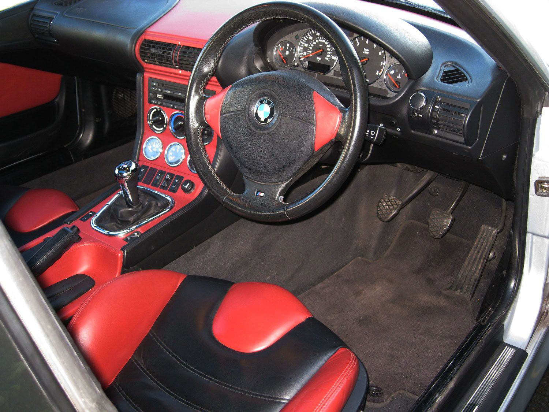hight resolution of bmw z3 m interior