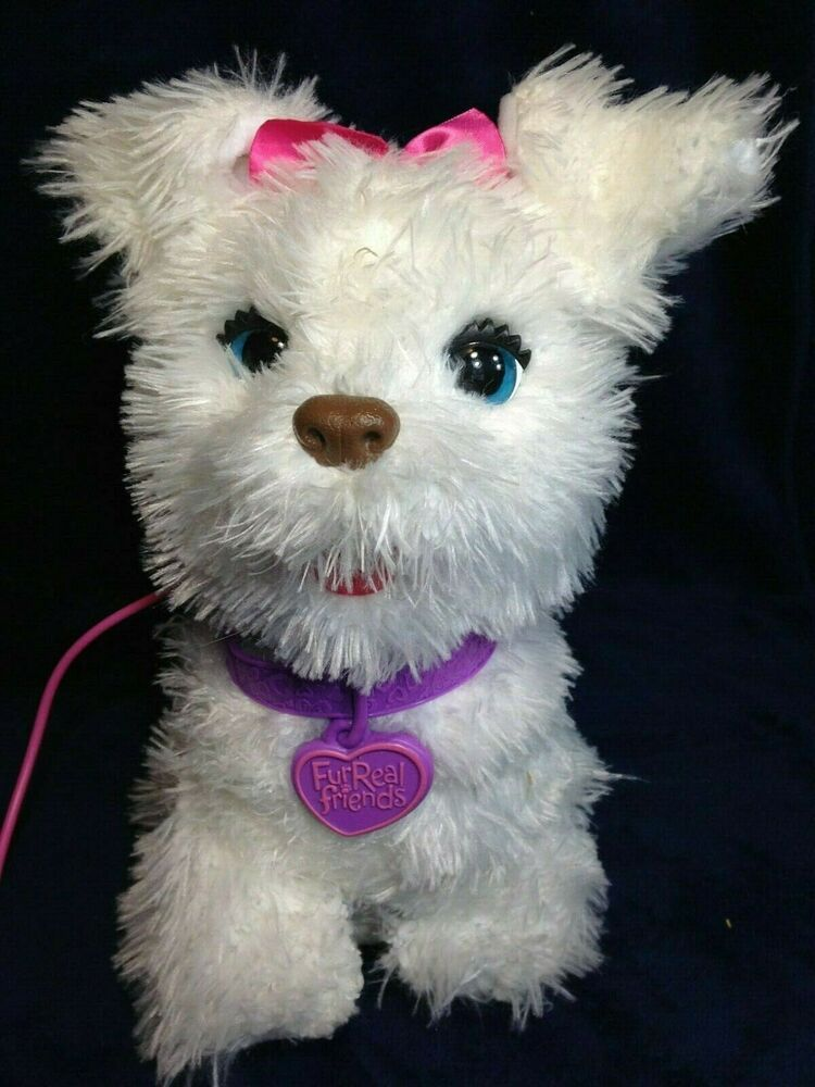 Furreal Friends Gogo My Walkin Pup Hasbro Toys R Us Fur