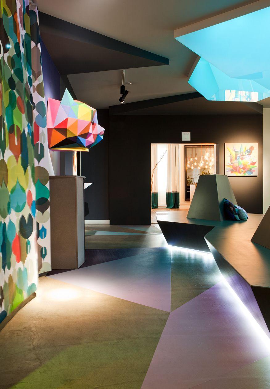 Espacio Clorofila Digital Mar Vera Y V Ctor Camacho Casa Decor  # Muebles Camacho