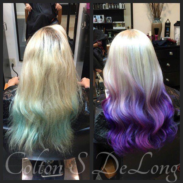 Instagram/ coltd91 Facebook/ colton.s.delong Pittsburgh Hair Colorist