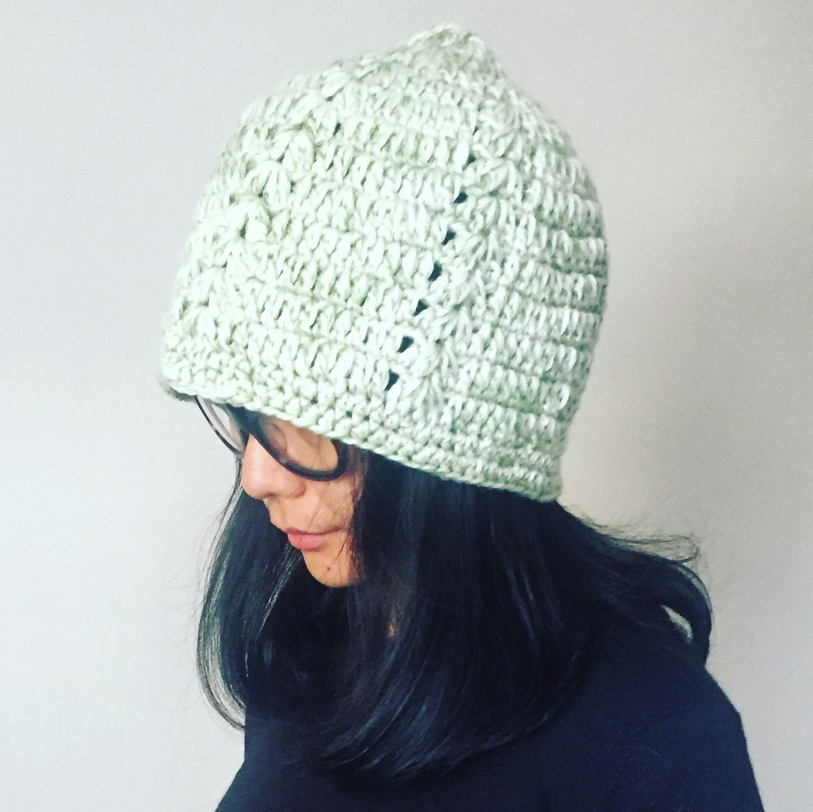 Crochet Hat  #crochet #hat #handmade #crocheting