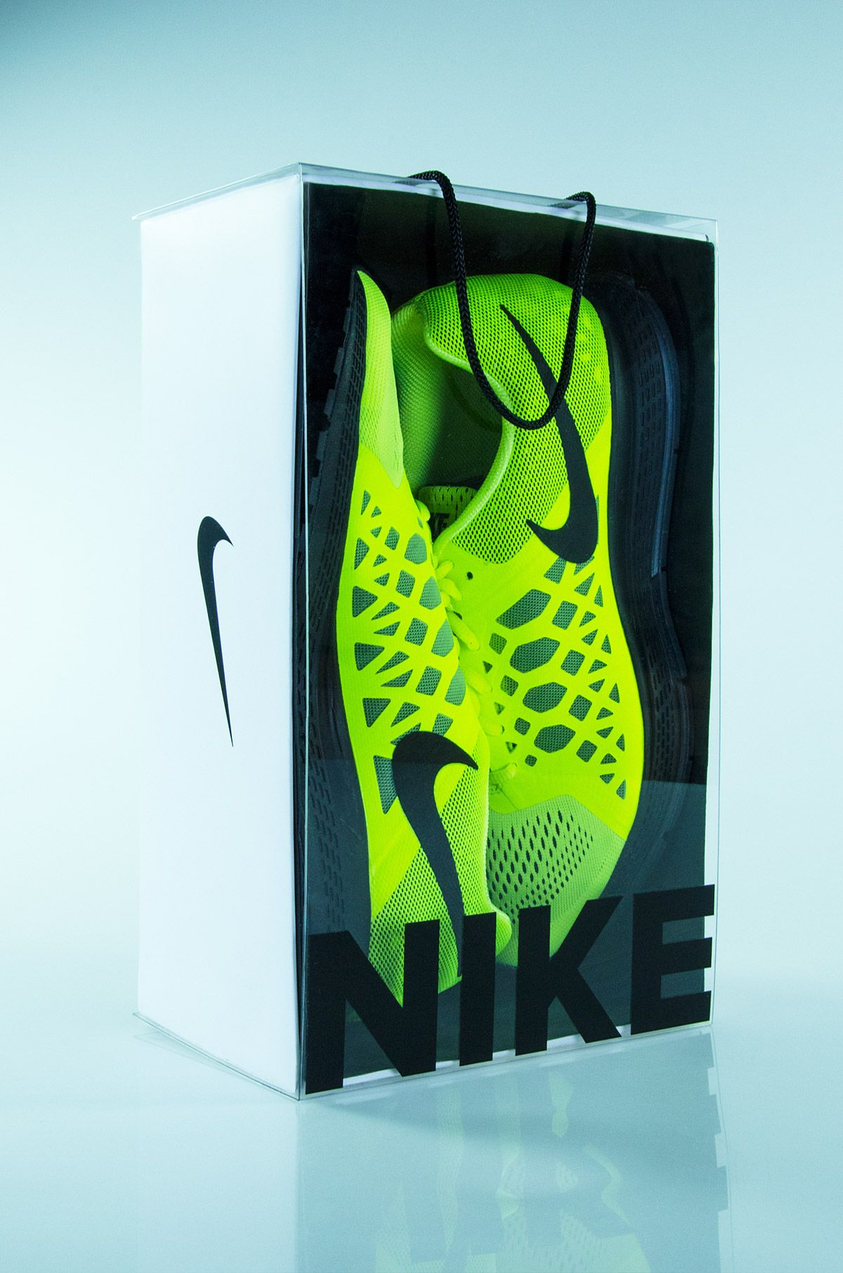 competitive price 2594f 2505e Shoe Box Concept – Nike on Behance