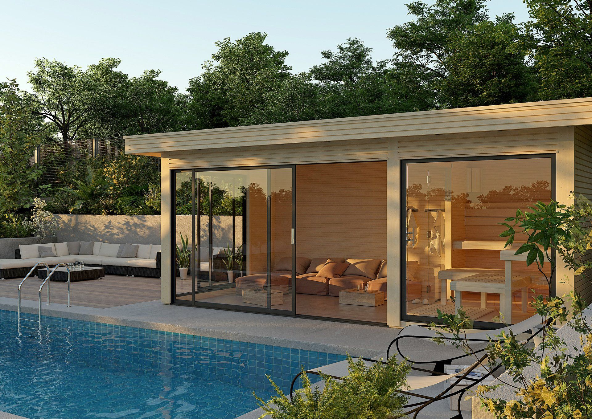 Butenas Gartenhaus Shine Plus Butenas Gartenhaus Haus Aussenverkleidung