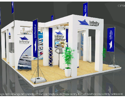 """Check out my @Behance project: """"3D EXHIBITION STAND"""" https://www.behance.net/gallery/47774193/3D-EXHIBITION-STAND"""