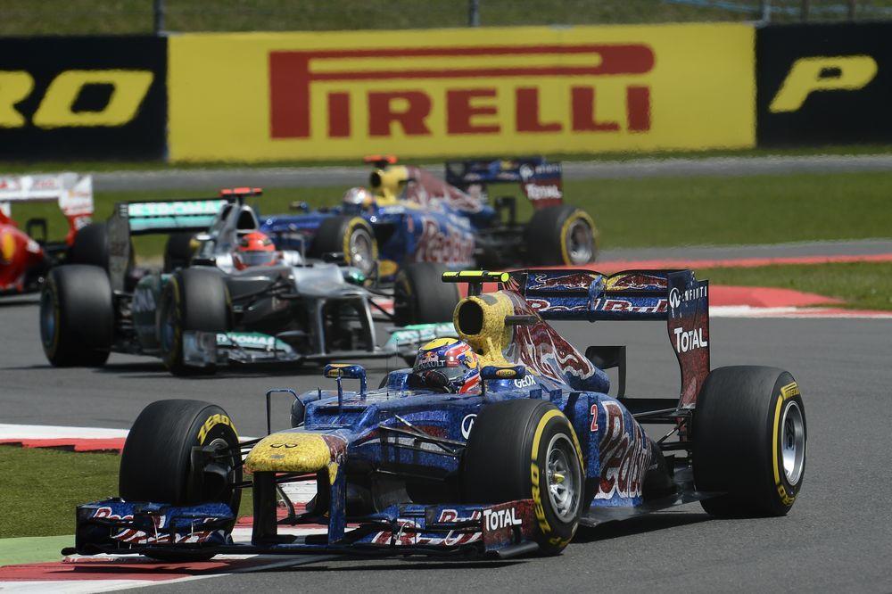 2012年F1第9戦イギリスGP