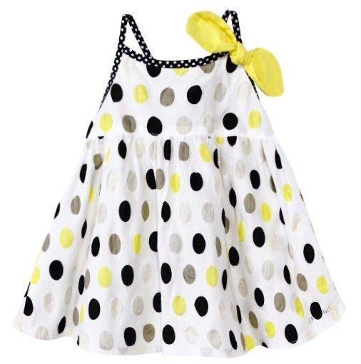 Jean Bourget Polkadot Tunic - #buttontreekids #children #childrens #child #kids #cute #onlineshop #clothing #fashion #kidsfashion #childrensclothing #kidswear #jeanbourget #dress #pretty #spring #summer #preteen #littlegirls #girls #girlsclothing #dress #yellow #grey #black #white #chic #dresses #polkadot #holiday #birthday #quality #backtoschool (ButtonTreeKids.com)
