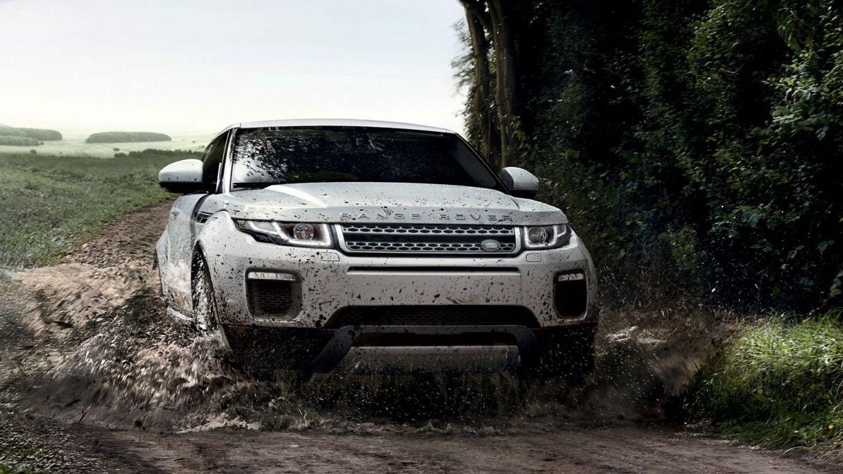 Running Range Rover Evoque Range rover evoque, Range