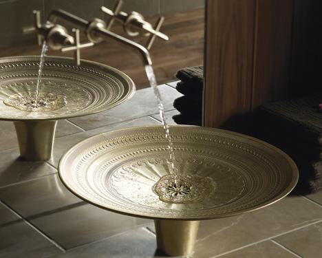 Decorated Basin Idea By Kohler   Get Inspired With Kohler Favorite 5  Decorated Sinks