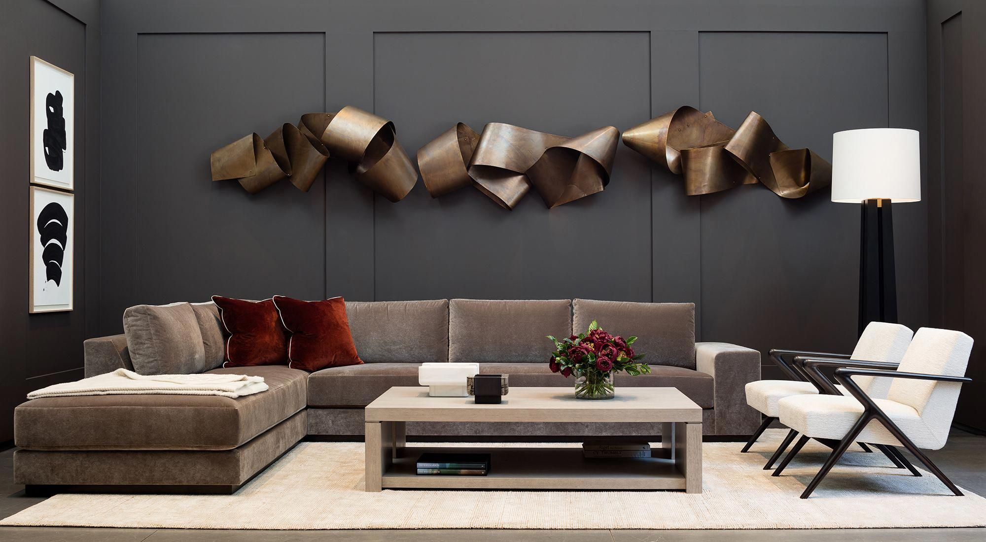 45+ Wall art design for living room ideas in 2021