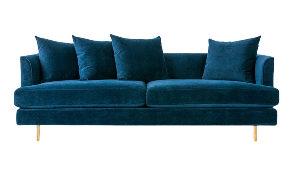 10 Contemporary Sofas With Metal Detail Good Stuff