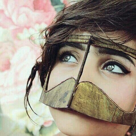 Mego صور بنات مبرقعة برقع رمزيات تمبلر واتساب Arabian Beauty Asian Kids Wonder Woman