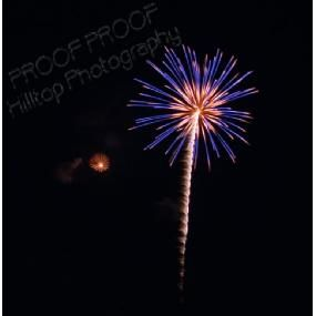 Gorgeous fireworks images from this year's celebration!