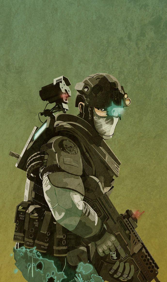 Ghost Recon: Future Soldier - Mik4g.deviantart.com | Video Game ...