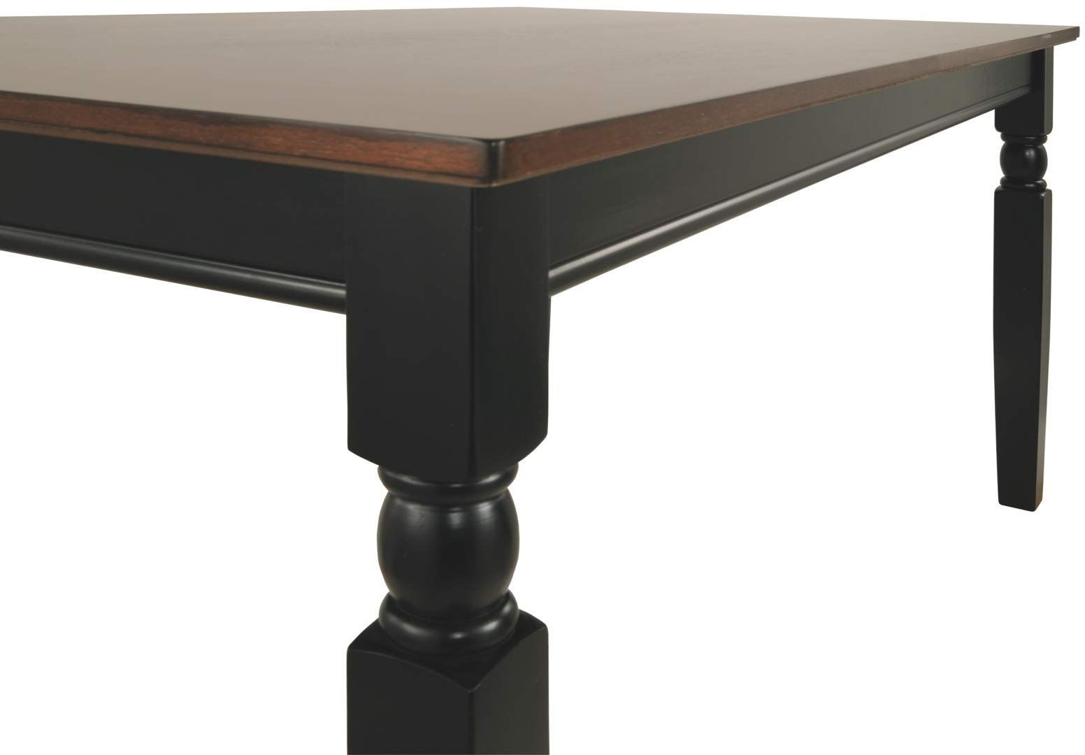 Signature Design By Ashley Owingsville Rectangular Dining Room Table Casual Styl Dining Room Table Rectangular Dining Room Table Signature Design By Ashley [ 1080 x 1552 Pixel ]