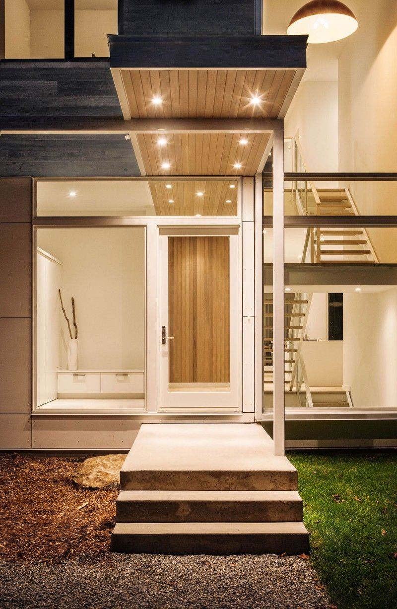 Home window exterior design  gatineau hills by christopher simmonds   architecture  window