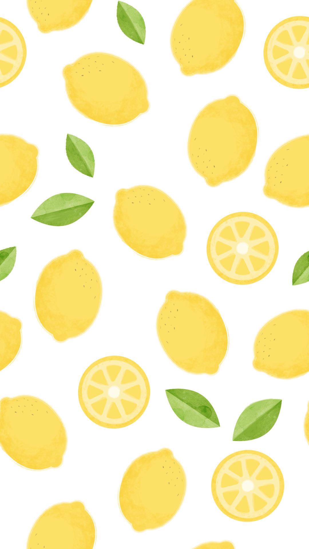 Fruit Orange Pattern Wallpaper Ios Yellow Wallpaper Pastel Wallpaper Pattern Wallpaper