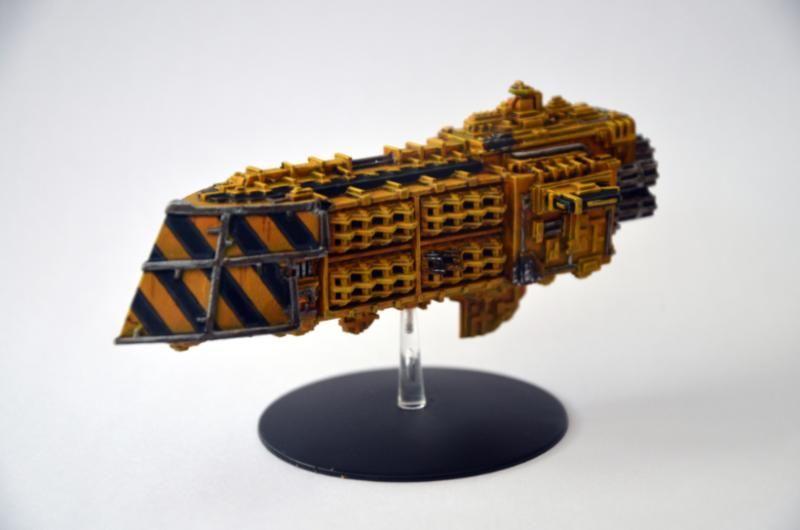 Battlefleet Gothic Battleship Civilian Imperial Navy Super