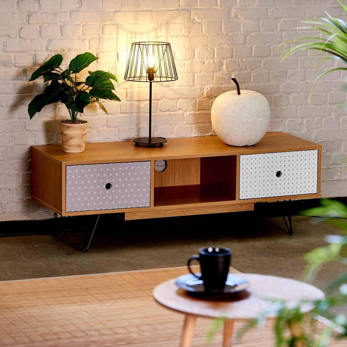 Lennon Movel Tv 581609 10 Jpg Meuble Tv Mobilier De Salon Idees Pour La Maison