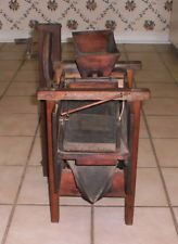 Early 1900 S Antique Salesman Sample Grain Separator Salesman