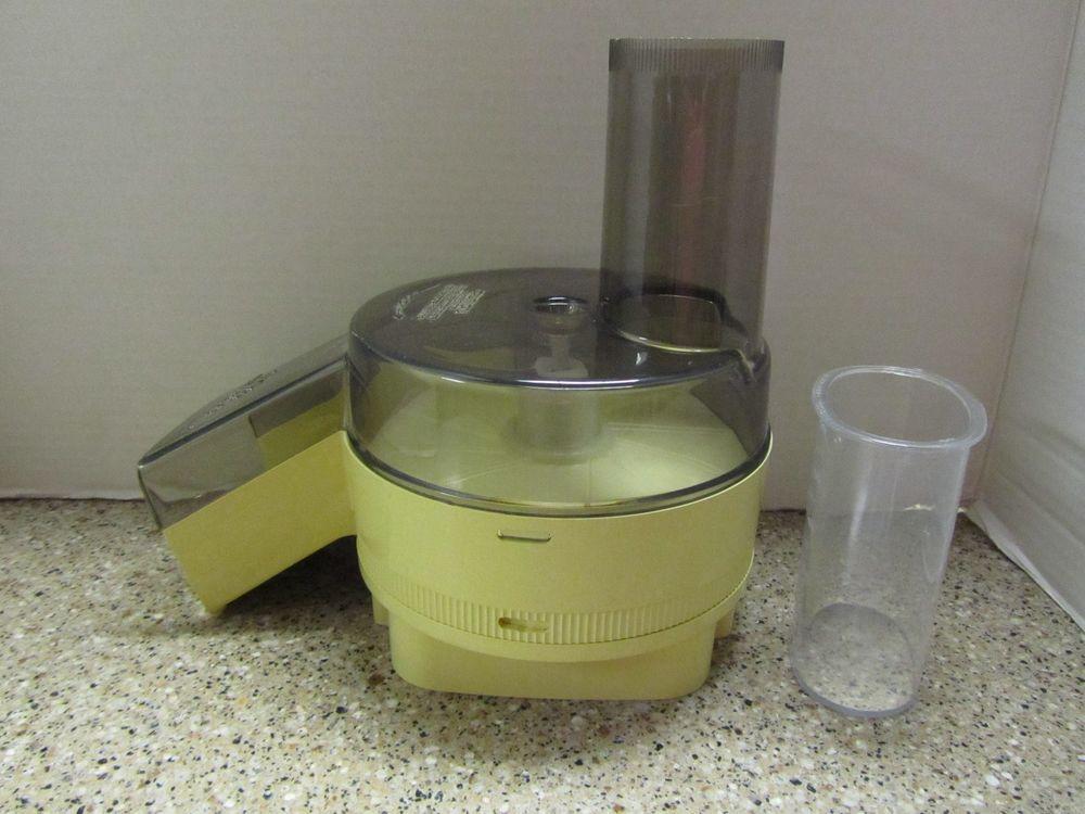 Oster Regency Kitchen Center Food Processor Salad Shooter Base Chute Lid Replace #Oster