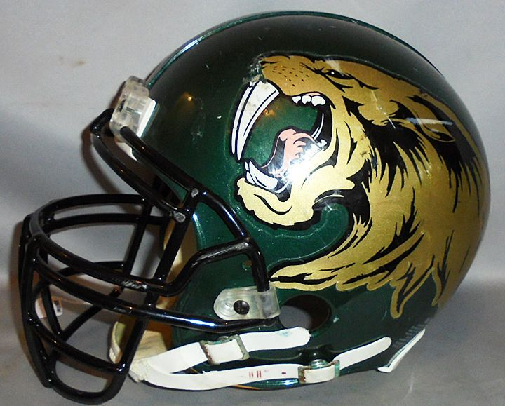 1a1f9b9f458 Rare -San Jose SaberCats- AFL Game Used Arena Football Riddell VSR-4 Helmet  please retweet