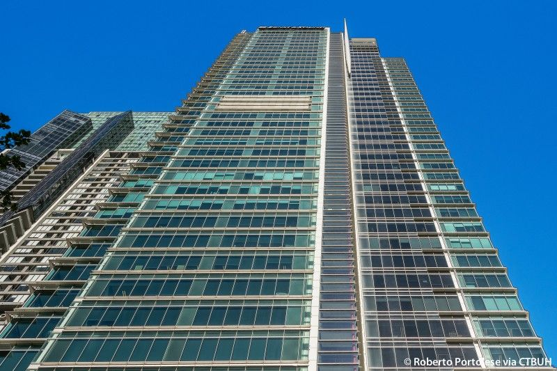 Ernst & Young Tower at Latitude, Sydney - The Skyscraper Center, Photo Roberto Portolese